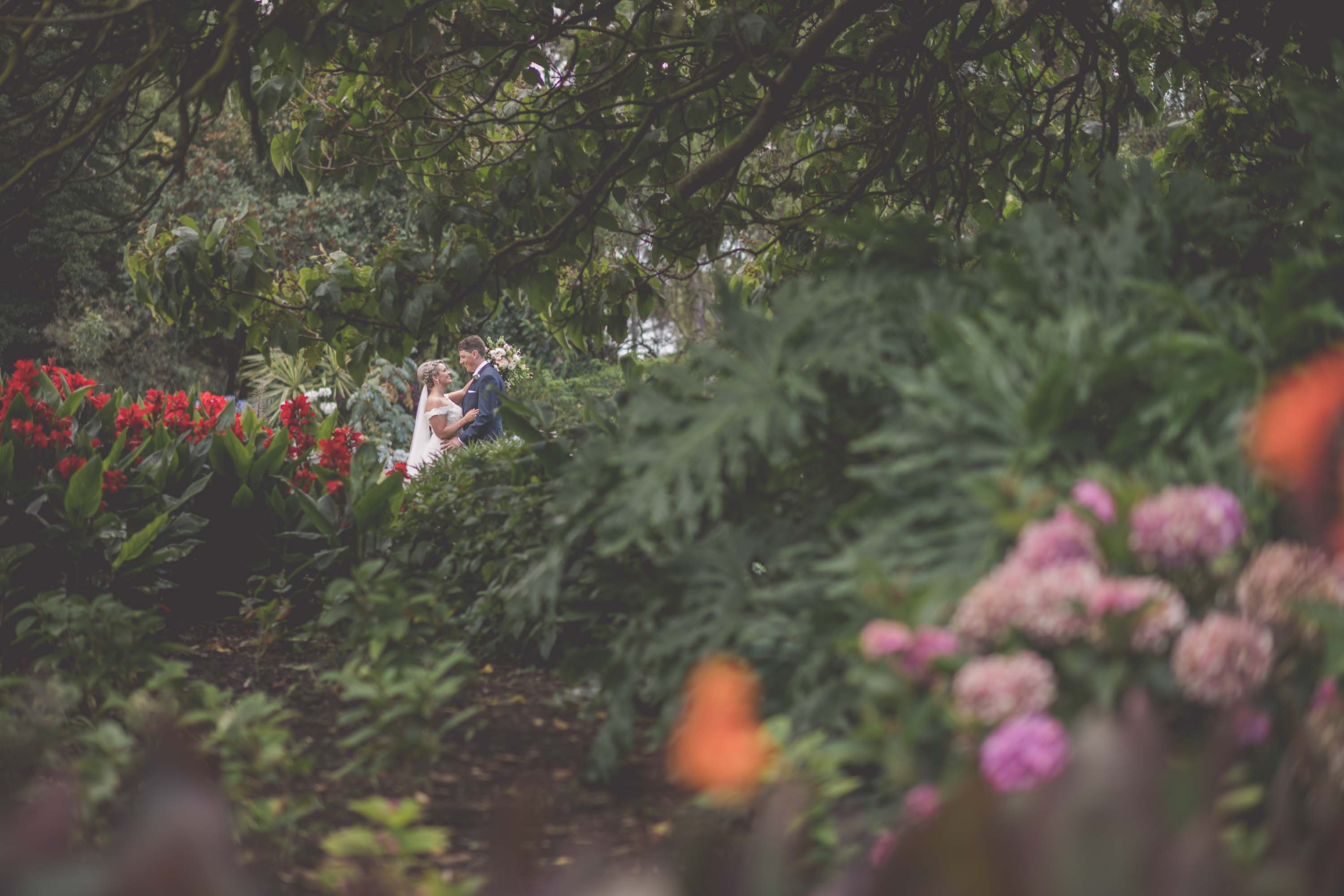 Wedding photography at Werribee Mansion by Pause The Moment