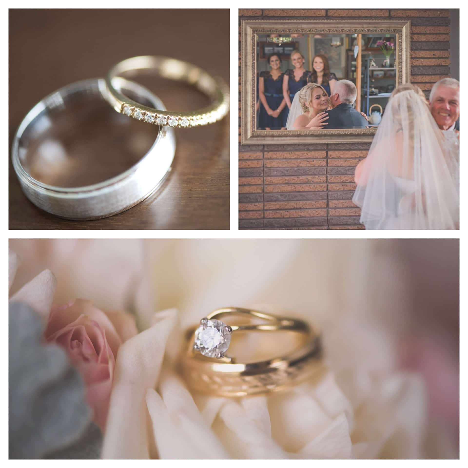 wedding photography collage